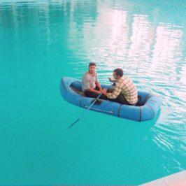 Saransk Boot im Sprungbecken 500
