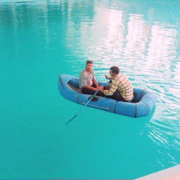 2011 Palast des Wassersportes in Saransk, Trouble Shooter für 30 Tage