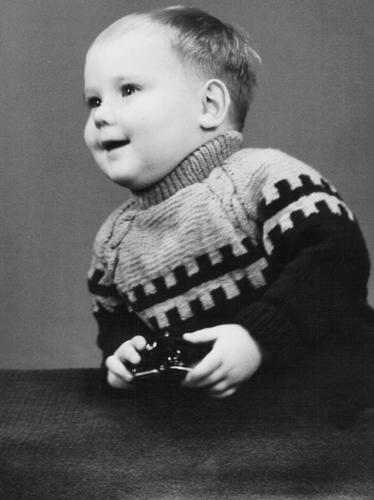 1967 Mit Pullover