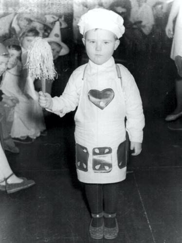 1969 Als Koch