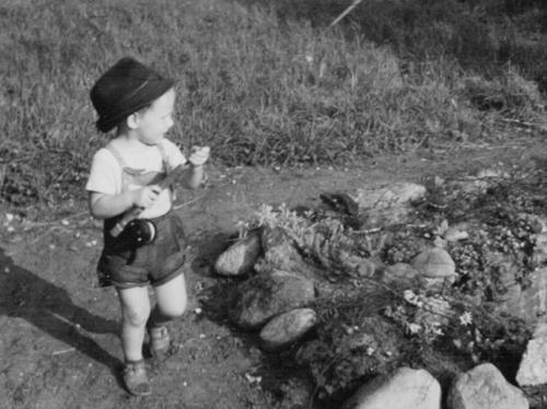 1969 Beim Angeln