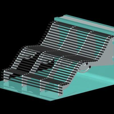 Liege CAD beleuchtet