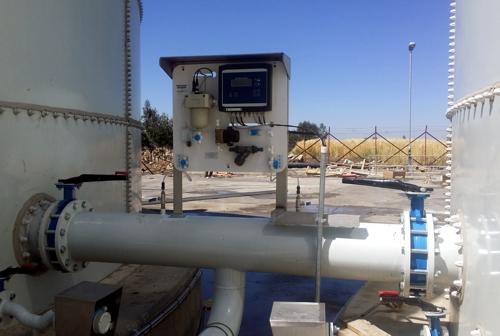 2015 Brunnenwasser für Brauerei mit Chlordioxid desinfizieren