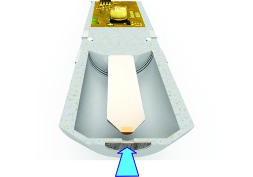Funktionsweise eines membranbedeckten amperometrischen Sensors