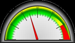 Grafik Messbereich