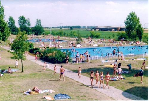 Bernburg Zustand vor 1998