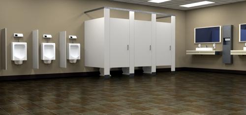 Öffentliche Toiletten 500