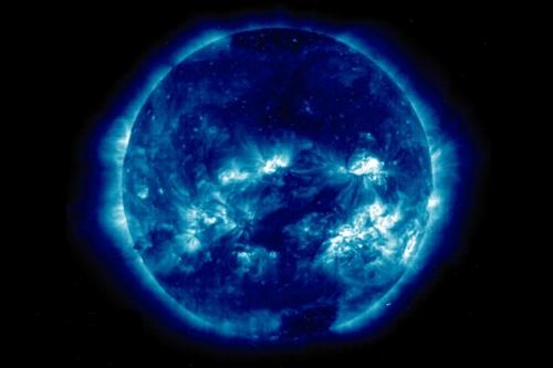 UV Licht der Sonne 500