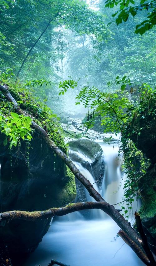 Wasserfall 500