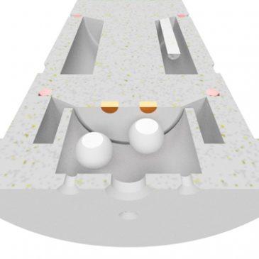 Funktionsweise der Reinigungs-Vorrichtung am amperometrischen Sensor