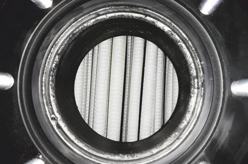 Anschwemmfilter Foto 2 Filterelemente